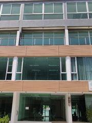 NS049  ให้เช่าอาคารโฮมออฟฟิศ 4 ชั้น โครงการ Prime Biz Home ถนนเลียบคลองประปา เมืองทองธานี