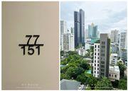 คอนโด High Rise ราคาที่สุดในอโศก ห้องใหม่ ชั้นสูง วิวสวย ใกล้สถานี Interchange Station BTS อโศก– MRT และ Terminal 21