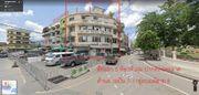ให้เช่าตึกแถว 5 ห้องหัวมุมปากคลองตลาด มองมาจากสะพานพุทธเห็นชัด โทร 085 522 5565