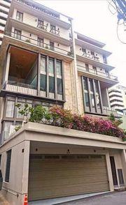 ขายทาวน์โฮม 7 ชั้น 749 Residence Super Luxury 40 ตรว.  พร้อมเฟอร์นิเจอร์หรู สภาพใหม่