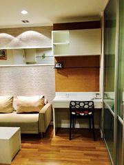 ให้เช่าคอนโด Lumpini Place รัชโยธิน ชั้น 3 วิวสระน้ำ ติดทางขึ้น BTS รัชโยธิน