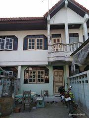 ขายบ้าน ราคาถูกบ้านเทาเฮ้าอยู่บูพาซตี้บางปะกง ขนาด 20 ตารางวา