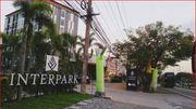 ขาย Interpark Condo Rayong ห้องมุม ขนาด 31 ตร.ม. ชั้น 3 เฟอร์ครบ พร้อมอยู่ ราคาสุดคุ้ม 1,150,000 บาท