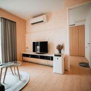 ให้เช่า คอนโด สุขุมวิท พร้อมพงษ์ H Sukhumvit 43 1ห้องนอน ชั้นสูง ห้องสวย เฟอร์ครบ ใกล้BTSพร้อมพงษ์