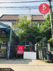 ขายทาวน์เฮ้าส์ หมู่บ้านวงศกร5 หทัยราษฎร์ กรุงเทพ