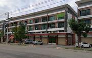 ขายพร้อมผู้เช่า อาคารพาณิชย์ JSP CITY รังสิต-คลอง 1 ต.ประชาธิปัตย์ อ.ธัญบุรี จ.ปทุมธานี 34 ตรว.