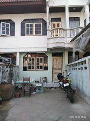 ขายด่วน ราคาถูกบ้านเทาเฮ้าอยู่บูพาซตี้บางปะกง ขนาด 16 ตารางวา