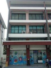 ขายอาคารพาณิชย์ 3 ชั้น 2 คูหา โรงงานบรรจุภัณฑ์ ถนนรังสิต-นครนายก  (PP2-PC469)