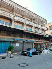 อาคารพาณิชย์ 2 หลังติด ตลาดสี่มุมเมือง รังสิต
