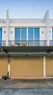 อาคารพาณิชย์ โครงการ ศรีเมืองวิลเลจ ราชพฤกษ์-พระราม5 ใกล้ สะพานพระราม5 The walk ราชพฤกษ์