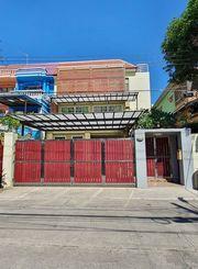 ให้เช่า ทาวน์โฮม พนาสนธิ์ แกรนด์วิลล์ เสรีไทย 68 หลังมุม ตกแต่งสวย ใกล้ห้างบิ๊กซี
