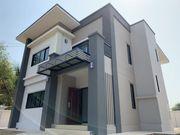 ขายบ้านโครงการใหม่  5 ห้องนอน 3 ห้องน้ำ เนื้อที่ 99 ตรว.