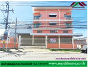 ขายที่ดิน+อาคารสิ่งปลูกสร้างที่อยู่อาศัย 1 ไร่ 37.5 ตรว. 3.5 ชั้น ถนนเลียบคลองฝั่งไต้ เหมาะทำออฟฟิต ธุรกิจครอบครัว ค้าขาย ติดต่อ 065-5291997