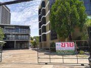 ขาย อาคารสำนักงาน 2 อาคาร (5 ชั้นครึ่ง กับ 3 ชั้น) เนื้อที่ดินรวม 1 ไร่ 1 งาน 22 วา