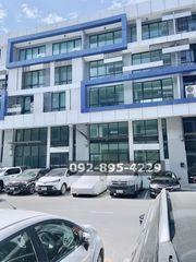 ขาย อาคารสำนักงาน5ชั้น พร้อมลิฟท์โดยสาร เนอวานา@Work kaset-nawamin 43ตรว.พื้นที่ใช้สอย452 ตรม.