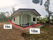 ขายบ้านพร้อมที่ดิน 1 ไร่ 21 ตร.ว. ต.วัดพริก อ.เมือง จ.พิษณุโลก