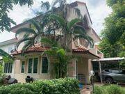 CH325-BH-SE ขายบ้านเดี่ยว 86 ตรว บุรีรมย์ คู้บอน 41 บ้านใหญ่สวนสวย แปลงสวยมีพื้นที่