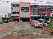 ให้เช่าอาคารพาณิชย์สองคูหา 4 ชั้น ติดริมถนนสุวินทวงศ์ เนื้อที่ 75 ตรว.ย่านมีนบุรีใกล้ยูนิโคล่มีนบุรี
