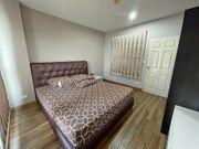 T0669 ขาย คอนโด Life @ BTS Tha - Phra (ไลฟ์ แอท บีทีเอส ท่าพระ) 1 ห้องนอน 42 ตรม. เฟอร์นิเจอร์ครบพร้อมอยู่