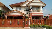 ขาย บ้าน ในโครงการ บ้านกรองทอง พาวิลเลี่ยน แขวงดอกไม้ เขตประเวศ กรุงเทพมหานคร