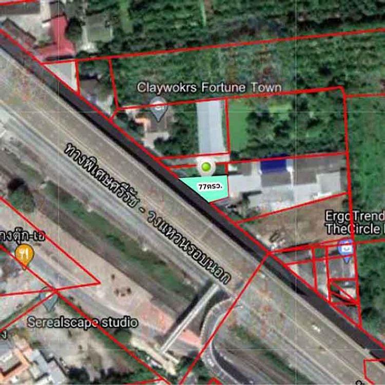 ขาย ที่ดิน แขวงตลิ่งชัน เขตตลิ่งชัน กรุงเทพมหานคร, ภาพที่ 2
