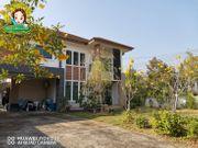 🏠🏠 ขายบ้านสวยหลังใหญ่ในหมู่บ้านสาริน 9 แปลงหัวมุม วิวสวย กลางเมืองอุบลฯ 🏠🏠