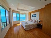ขายคอนโดวิวทะเลทั้งห้อง โครงการหน้าหาดสวย แค่ก้าวออกจากอาคาร Beachfront Condominium with Sea View Entire Room