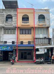 ให้เช่าอาคาร3.5ชั้นย่านลำลูกกา คลอง2 ใกลBTSคูคต ปทุมธานี ใกล้แหล่งชุมชน