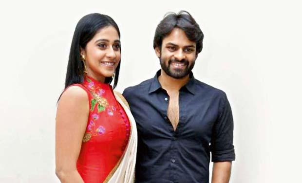 Regina and Sai Dharam Tej