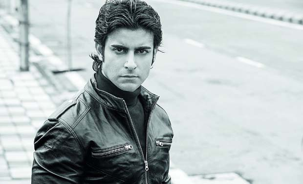 Actor Gautam Rode talks about his new role.