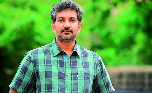 Director S.S. Rajamouli  (Photo: DC)