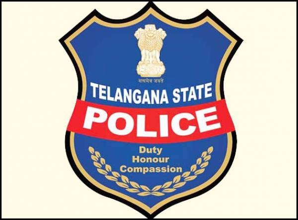 telangana state police gets new logo rh deccanchronicle com police logos icons police logos images