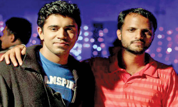 Jude Anthany with Nivin