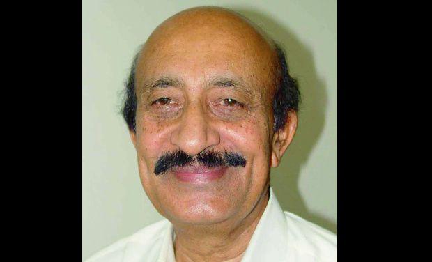 Former Minister M.C. Nanaiah
