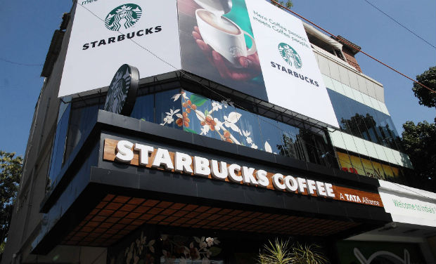 New Tata Starbucks stores, which was launched at Koramangala, in Bangalore on Friday. KPN
