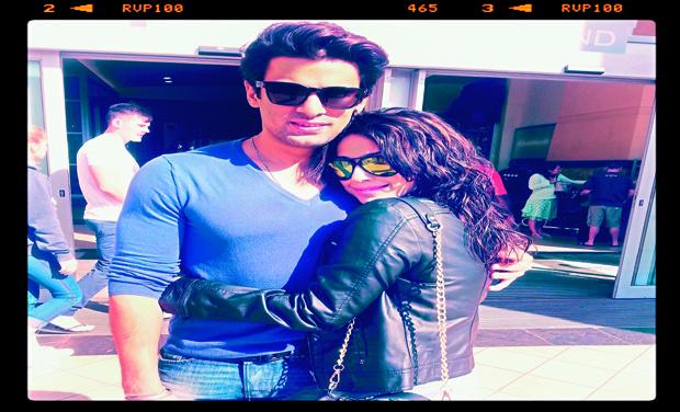 Mohit Malik and Addite Shirwaikar
