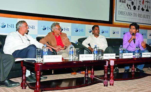 Rajeev Menon, Joel Rodrigues, Manish Ranjan.