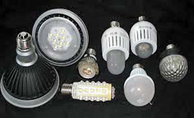 At a price of Rs 204, LEDs are just 30-40 per cent costlier than CFLs