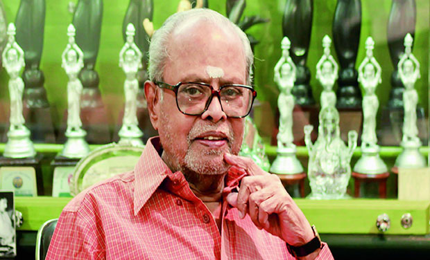 Popular director, producer and writer K. Balachander