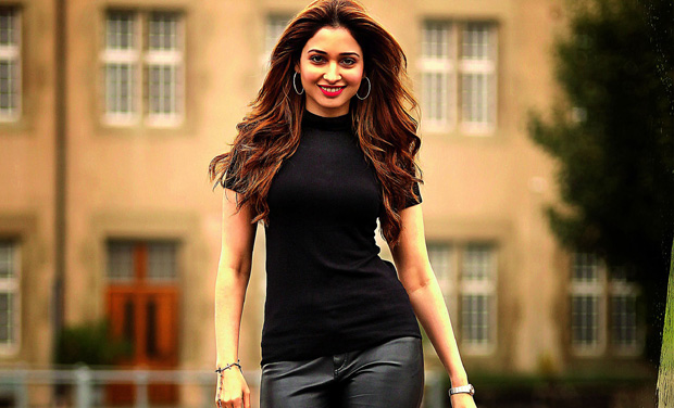Black magic woman: Tamannaah in a still from Bengal Tiger