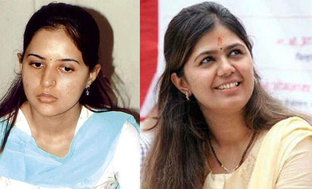 Gopinath Munde S Daughters Retain Family Turf In Beed