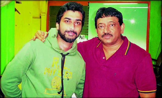 Ram Gopal Varma and Munna Kasi