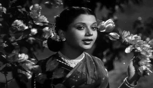 Actress Pandari Bai