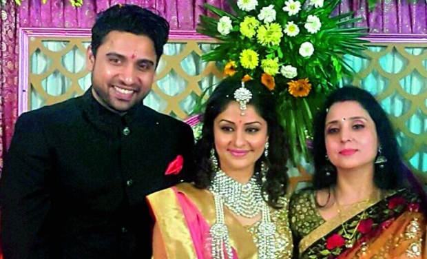 Ankita Sharma of Rangrasiya fame, got engaged to Mayank Sharma this week and the wedding date has been fixed for March 9