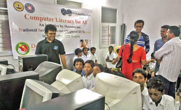 CSS Corp rolls out digital literacy programme phase II in
