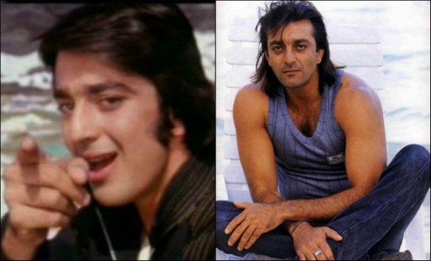 Image result for sanjay dutt 90s