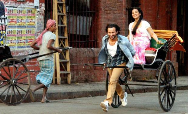 A still from 'Bullett Raja'