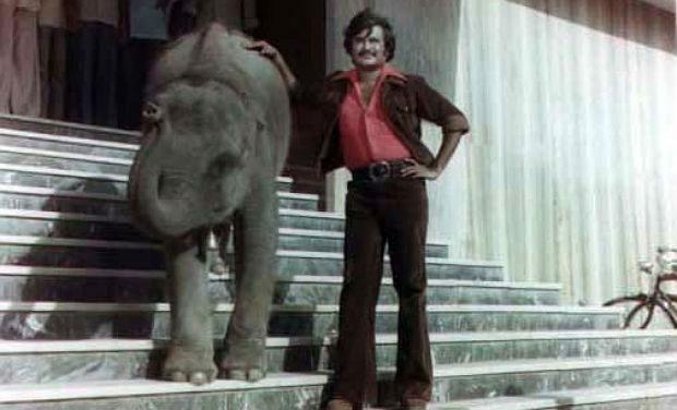 Image result for rajinikanth elephant