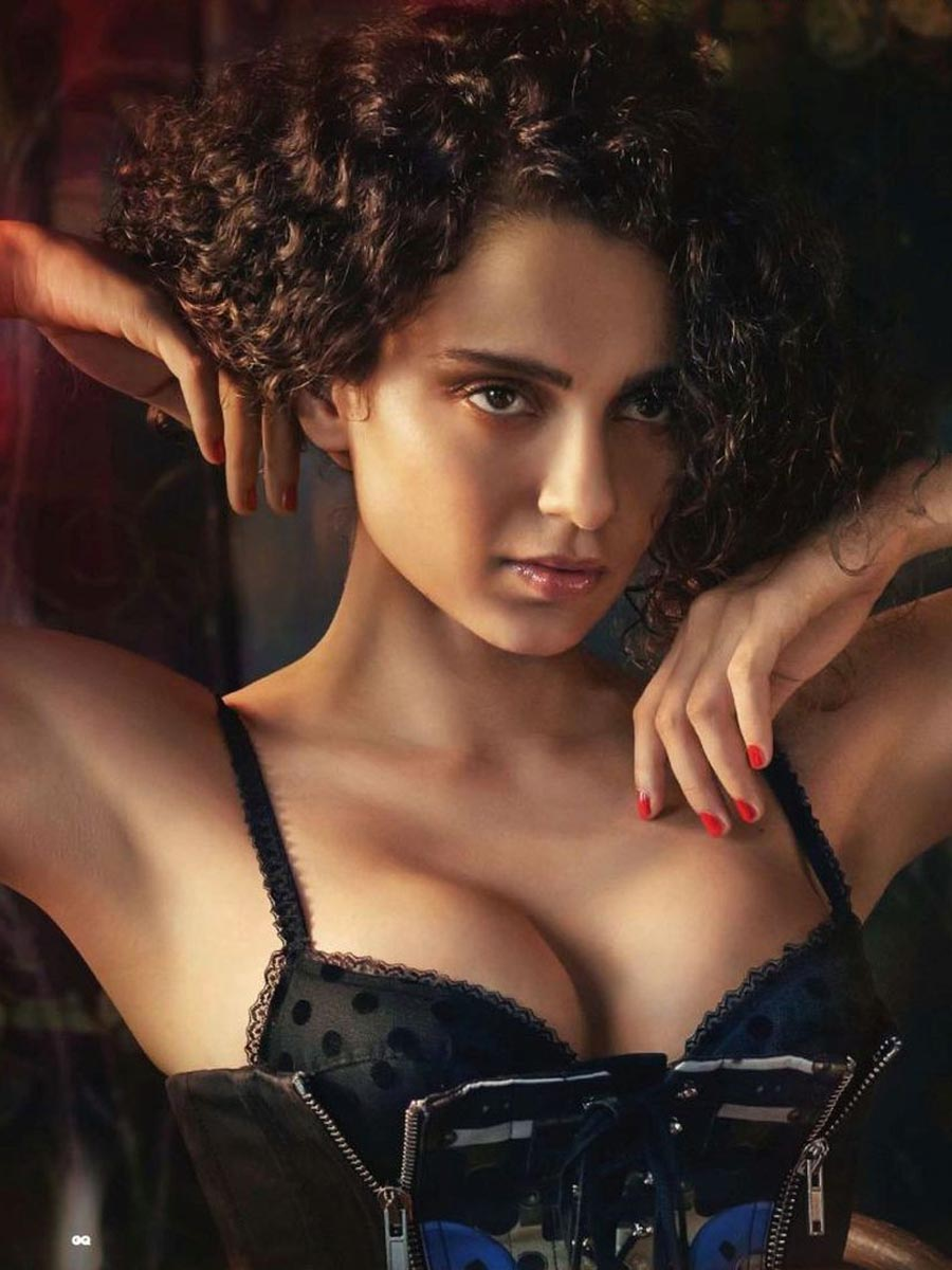 kangana ranaut to play an 85-year-old woman in shekhar kapur's next?