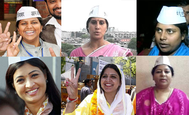 Image result for delhi election candidates